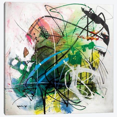 Lovely Days Canvas Print #YBS20} by Yossef Ben-Sason Canvas Artwork