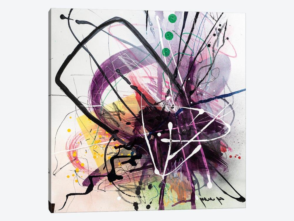 Splash by Yossef Ben-Sason 1-piece Canvas Art