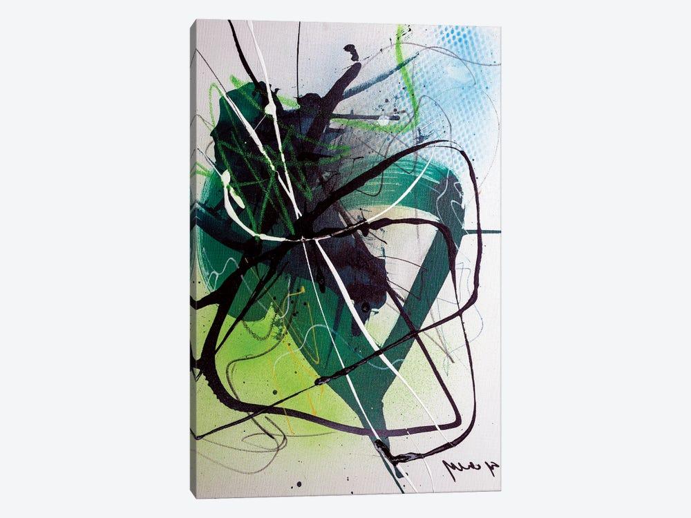 Evolution Of Shape by Yossef Ben-Sason 1-piece Canvas Print