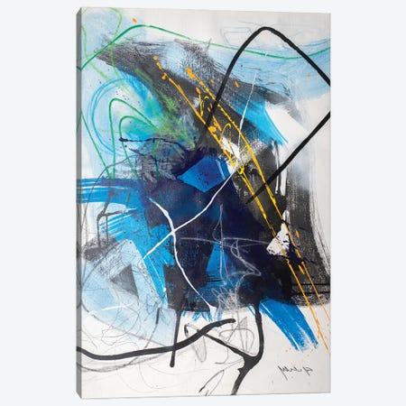 Inner Storm Canvas Print #YBS2} by Yossef Ben-Sason Canvas Wall Art
