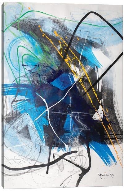 Inner Storm Canvas Art Print