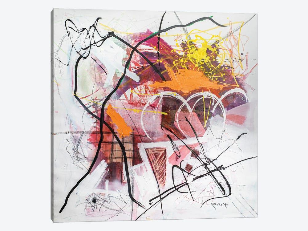 Chaos by Yossef Ben-Sason 1-piece Canvas Print