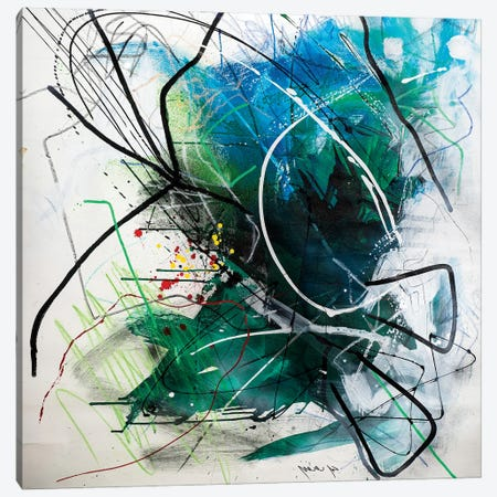 Untitled I Canvas Print #YBS5} by Yossef Ben-Sason Canvas Art Print