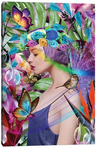 Fairy Princess Canvas Art Print