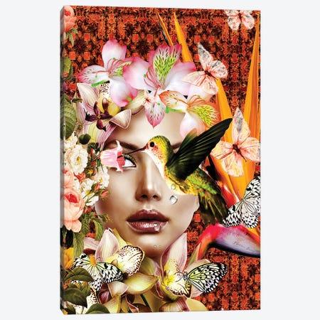 Morning Dew Canvas Print #YCB15} by Yvonne Coleman Burney Canvas Art