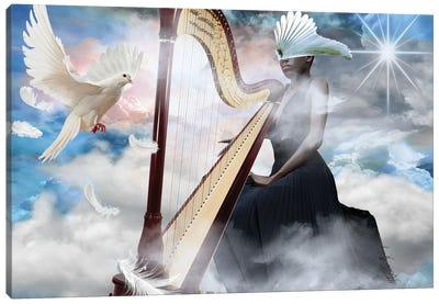 Heaven's Grace Canvas Art Print