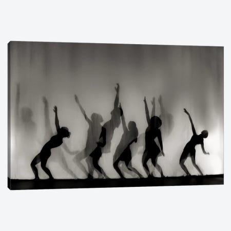 Dance Is The Language Of The Soul  Canvas Print #YDE1} by Yvette Depaepe Art Print