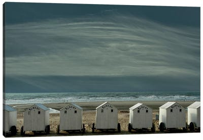 A Quiet Spot By The Sea, Just To 'Be' ... Canvas Art Print
