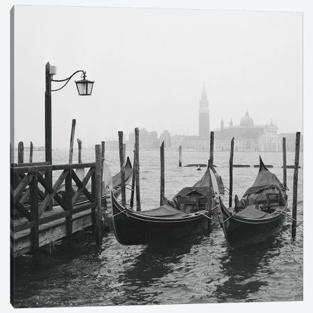 Morning in Venice 3-Piece Canvas #YDU1} by YuppiDu Canvas Art