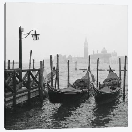 Morning in Venice Canvas Print #YDU1} by YuppiDu Canvas Art