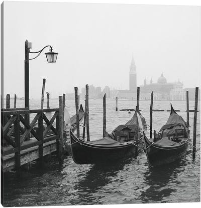 Morning in Venice Canvas Art Print