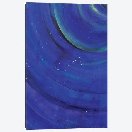 Well Wisher, For A Scorpio Canvas Print #YFS109} by Yolanda Fernandez-Shebeko Canvas Artwork