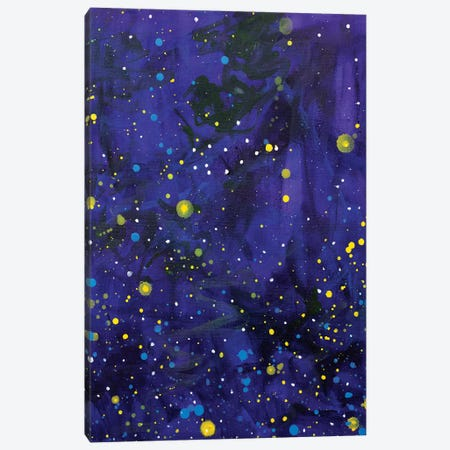 Well Wisher, For A Virgo Canvas Print #YFS111} by Yolanda Fernandez-Shebeko Art Print