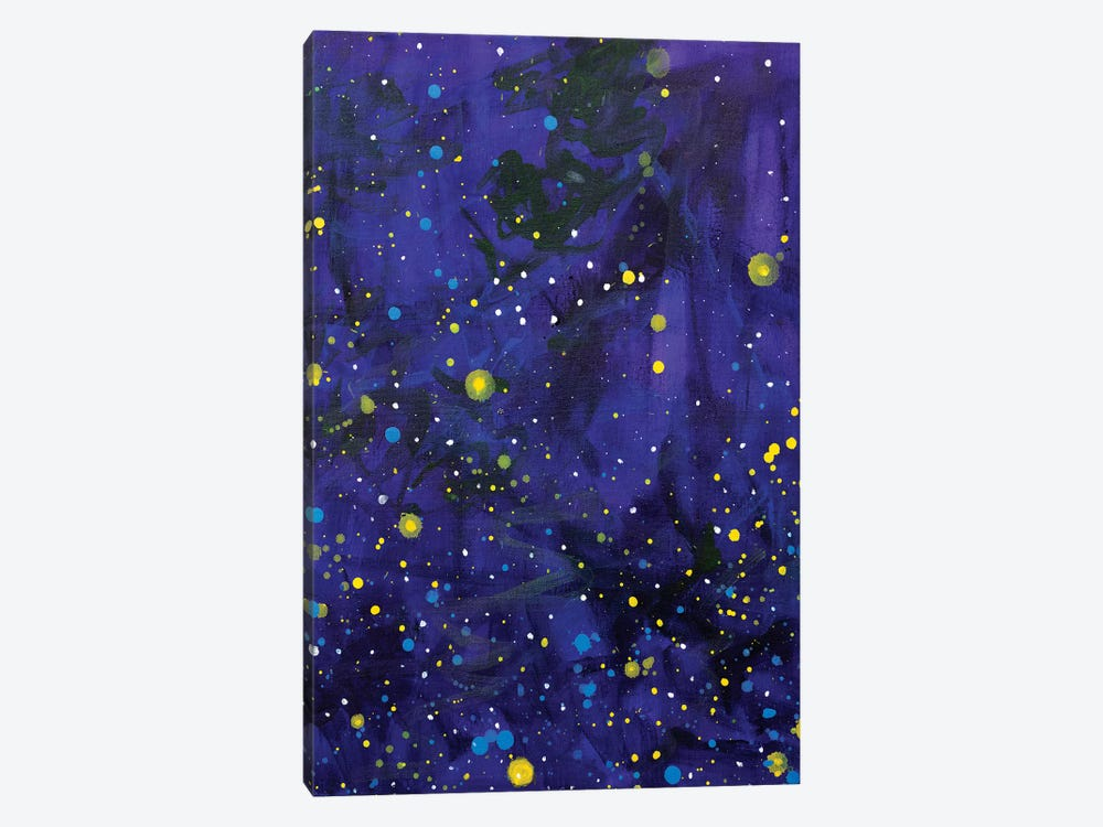 Well Wisher, For A Virgo 1-piece Canvas Artwork