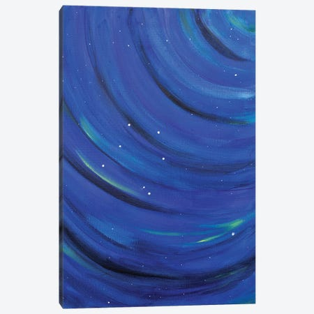 Well Wisher, For Libra 3-Piece Canvas #YFS115} by Yolanda Fernandez-Shebeko Canvas Art