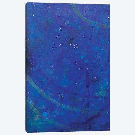 Well Wisher, For Pisces Canvas Print #YFS116} by Yolanda Fernandez-Shebeko Canvas Wall Art