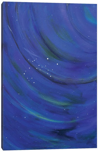 Well Wisher, Sagittarius Canvas Art Print