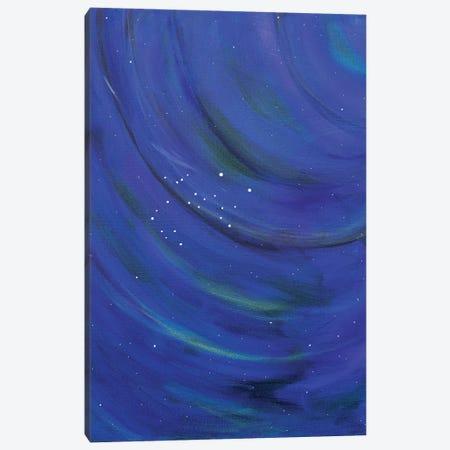 Well Wisher, Sagittarius Canvas Print #YFS117} by Yolanda Fernandez-Shebeko Canvas Wall Art