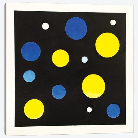 Thirteen Lucky Stars Canvas Print #YFS128} by Yolanda Fernandez-Shebeko Canvas Artwork