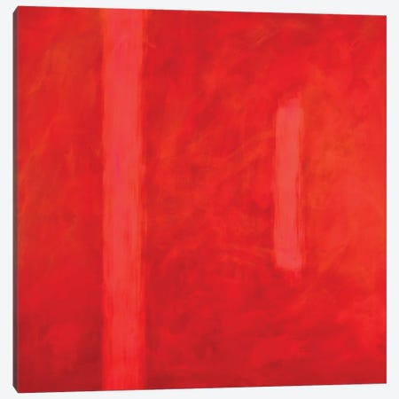 Passionate Response Canvas Print #YFS149} by Yolanda Fernandez-Shebeko Canvas Art