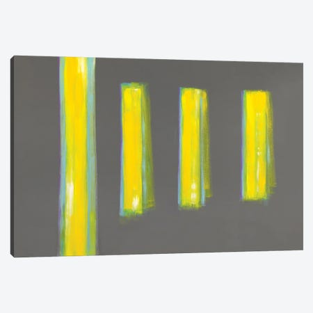 Partly Sunny Canvas Print #YFS153} by Yolanda Fernandez-Shebeko Art Print