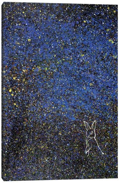 The Beginning of a Dream Canvas Art Print
