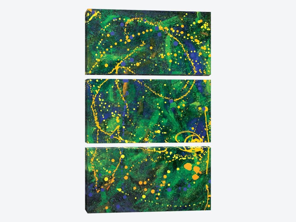 Destination  by Yolanda Fernandez-Shebeko 3-piece Canvas Art
