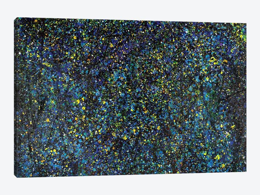 Evening Number III  by Yolanda Fernandez-Shebeko 1-piece Canvas Art