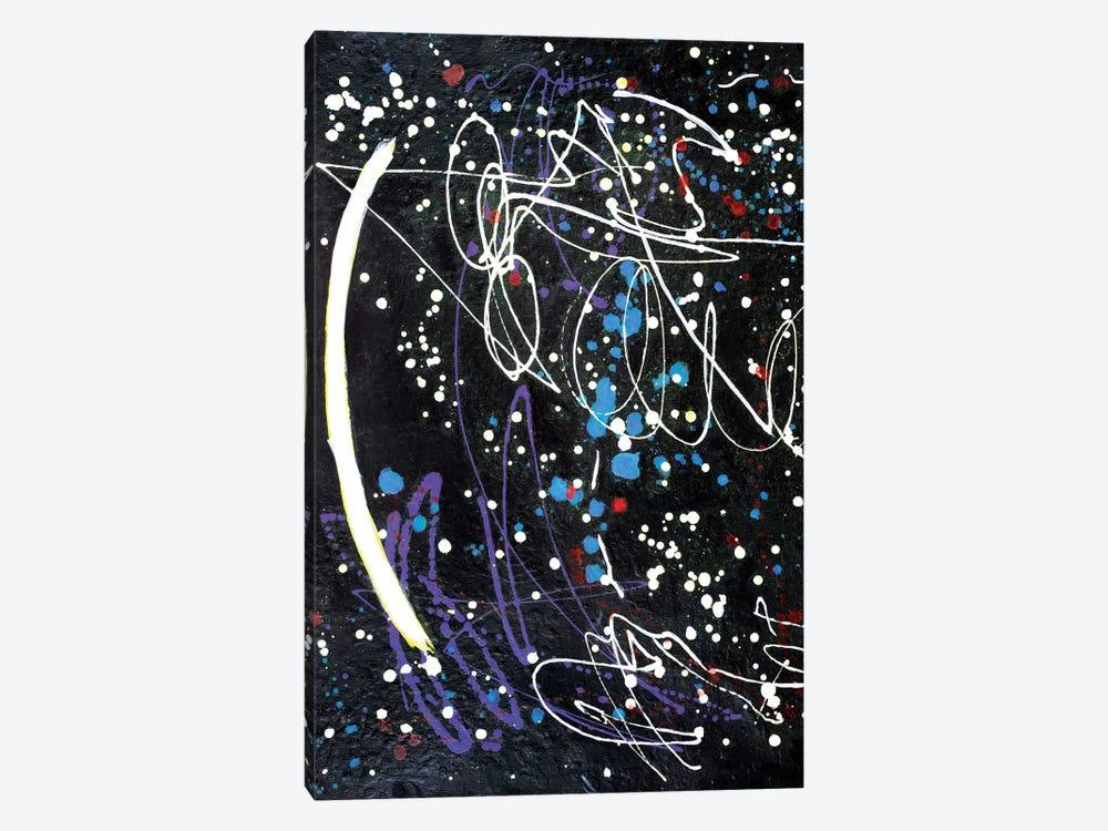 Ancient Communications  by Yolanda Fernandez-Shebeko 1-piece Art Print