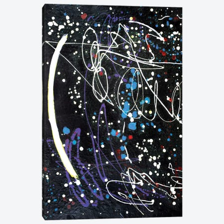 Ancient Communications  Canvas Print #YFS59} by Yolanda Fernandez-Shebeko Canvas Art