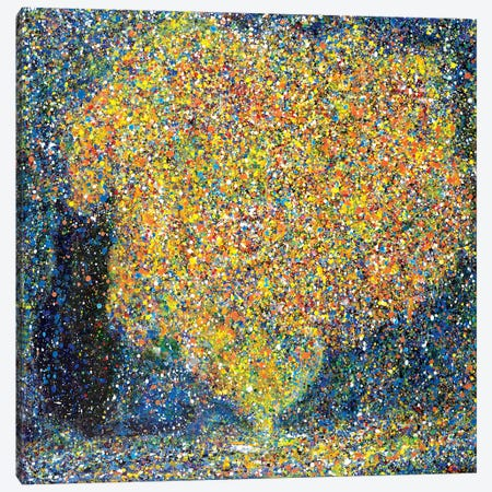 In the Dark  Canvas Print #YFS62} by Yolanda Fernandez-Shebeko Canvas Print