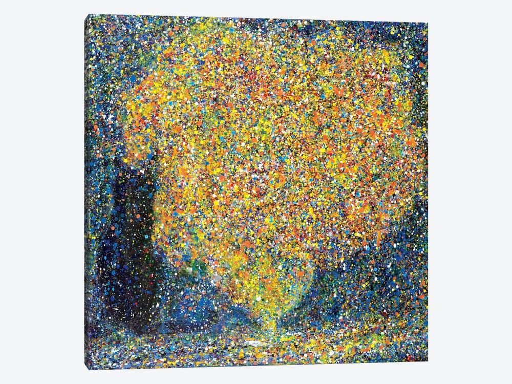 In the Dark  by Yolanda Fernandez-Shebeko 1-piece Canvas Print