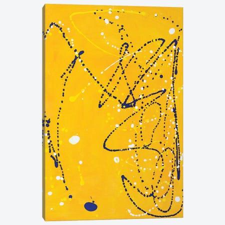 Leap  Canvas Print #YFS63} by Yolanda Fernandez-Shebeko Canvas Print