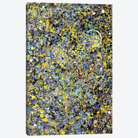 Night Near the River  Canvas Print #YFS67} by Yolanda Fernandez-Shebeko Canvas Art