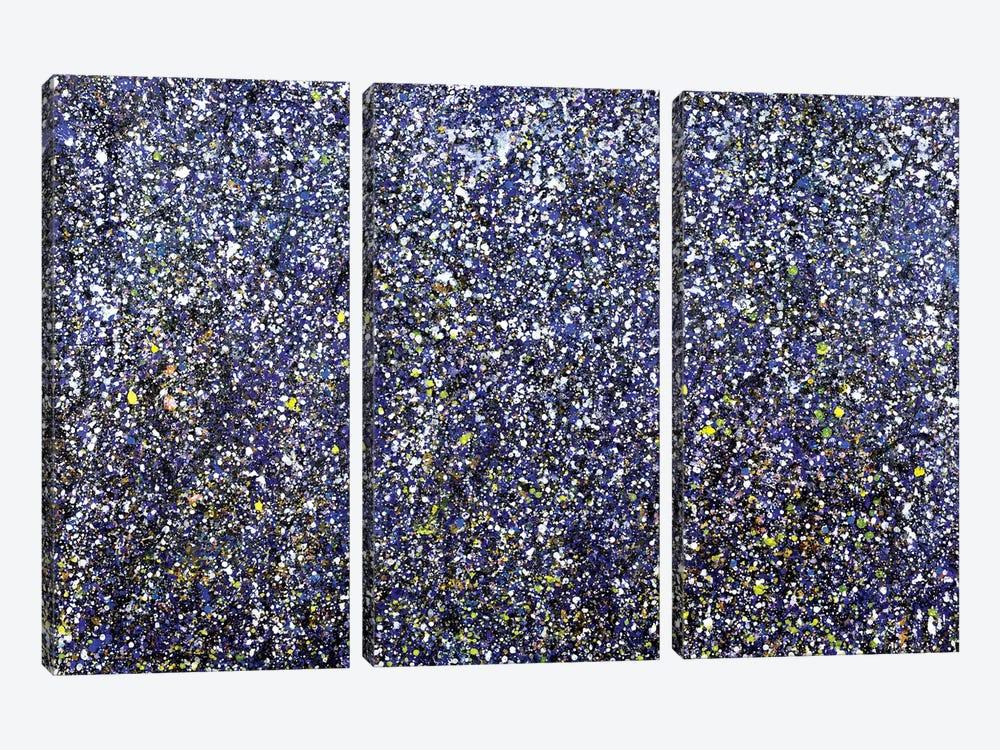 Winter Woods  by Yolanda Fernandez-Shebeko 3-piece Canvas Art