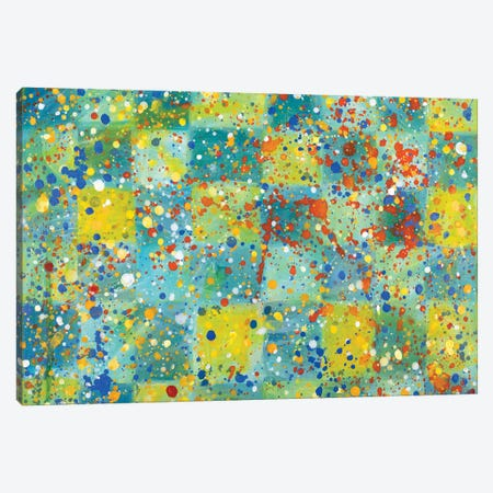 Early Model Of The Universe Canvas Print #YFS76} by Yolanda Fernandez-Shebeko Canvas Print