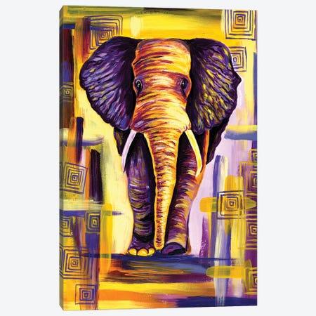 Three Complementary Friends I Canvas Print #YGM65} by Yubis Guzman Canvas Art Print