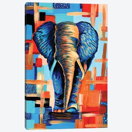 Three Complementary Friends II Canvas Print #YGM66} by Yubis Guzman Canvas Print