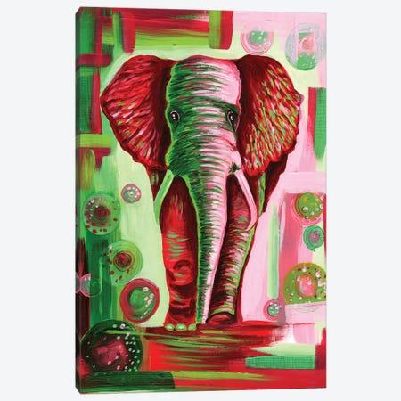 Three Complementary Friends III Canvas Print #YGM67} by Yubis Guzman Canvas Art Print