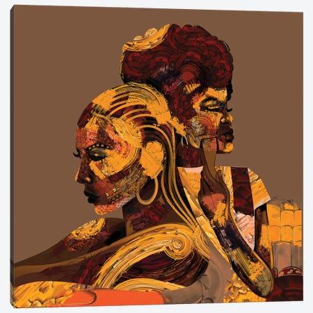 Mystery Canvas Print #YGT15} by Yeabtsega Getachew Canvas Art Print