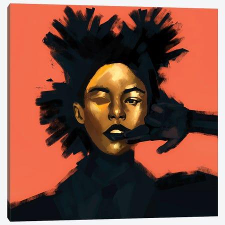 Incompleteness Canvas Print #YGT3} by Yeabtsega Getachew Canvas Artwork