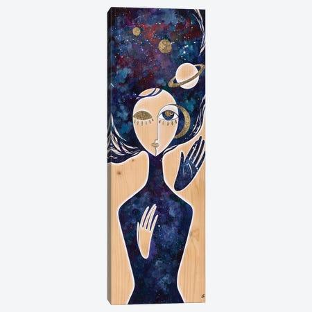 Touch Of Eternity Canvas Print #YLB11} by Yulia Belasla Canvas Print