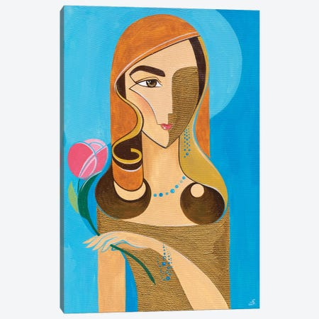 Oh, Bohemia! Canvas Print #YLB6} by Yulia Belasla Canvas Print