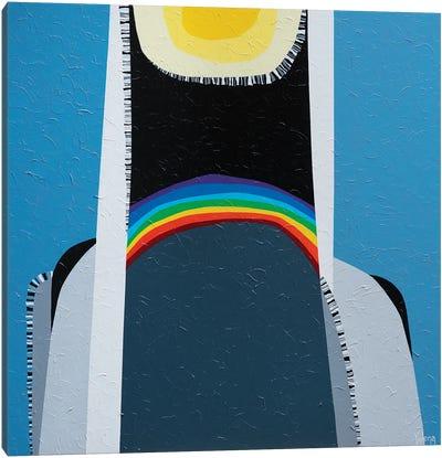 Rainbow Mood Canvas Art Print