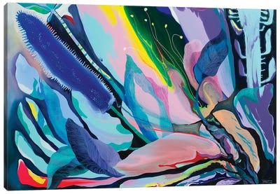 Tropical Mood II Canvas Art Print
