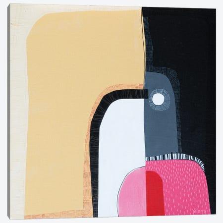 Urban Bliss I Canvas Print #YLR37} by Yelena Revis Canvas Art