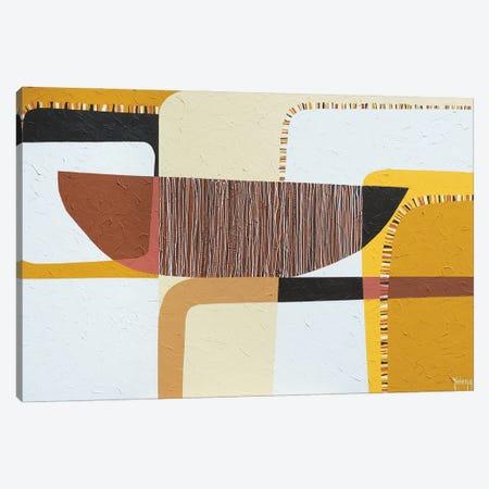 Balancing Canvas Print #YLR4} by Yelena Revis Canvas Wall Art