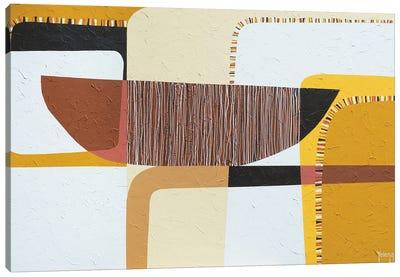 Balancing Canvas Art Print