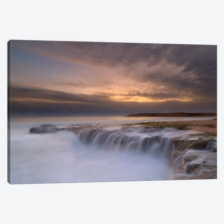 Waterfall Canvas Print #YNL1} by Yan L Canvas Wall Art