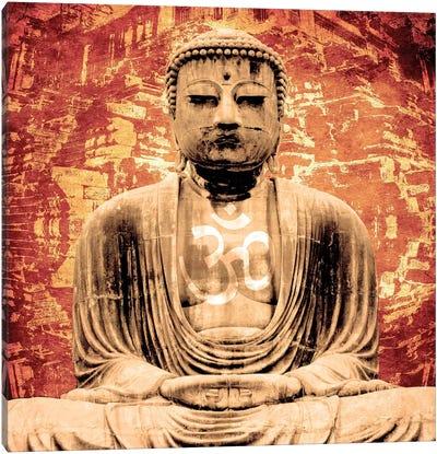 Buddha Canvas Print #YOG13